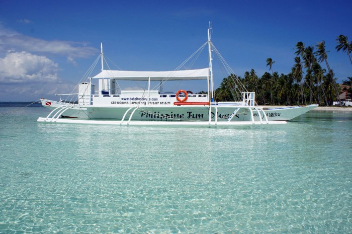 Philippin Fun Diver Banka
